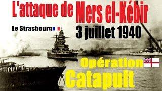 Documentaire 1940 : Mers el-Kébir