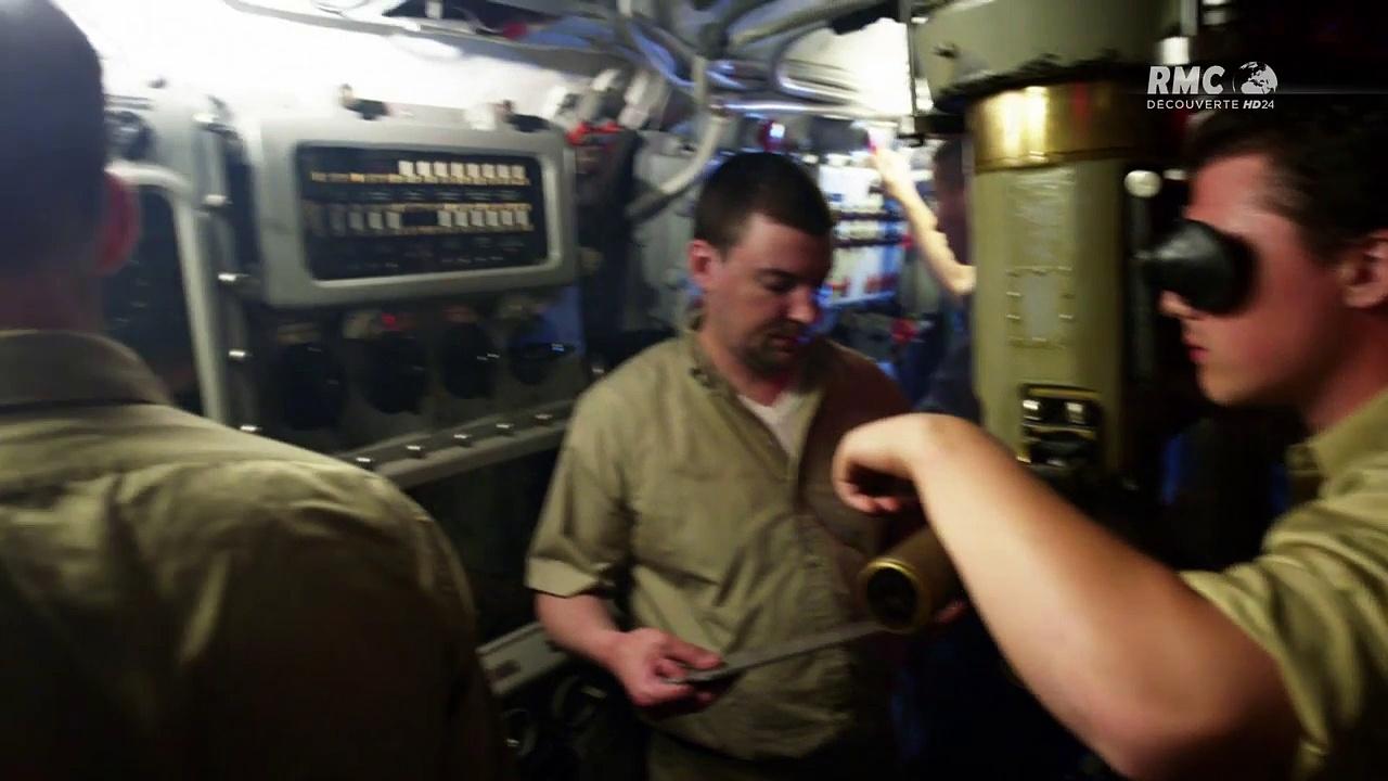 Documentaire 39-45 : batailles sous les mers – Défaillance technique