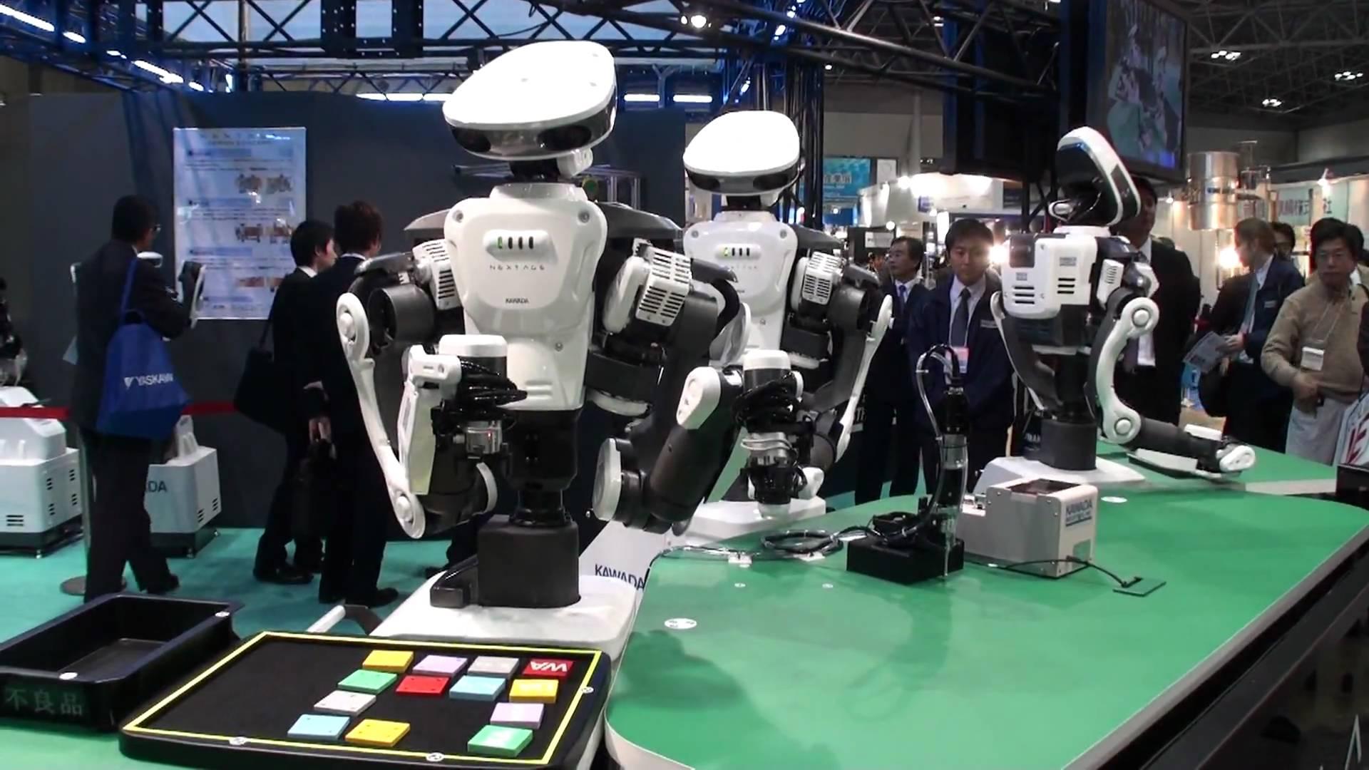 Documentaire Au cœur des robots (2/2)