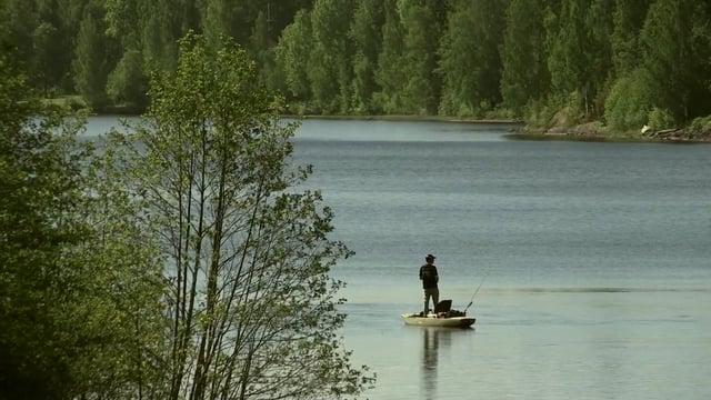 Documentaire Gädda, brochets géants de Suède