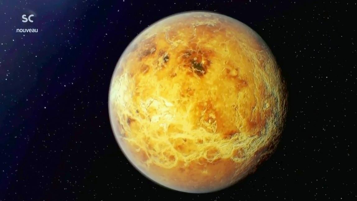 Documentaire Périls de l'Espace – Ep01 – Vénus