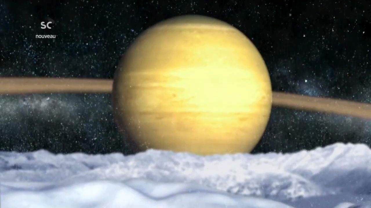 Documentaire Périls de l'espace – Ep06 – Les lunes glacées