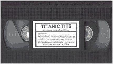 Documentaire Révolution VHS