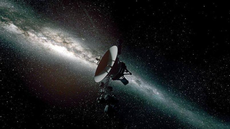 Documentaire Sonde Voyager, en route vers l'infini 1/2