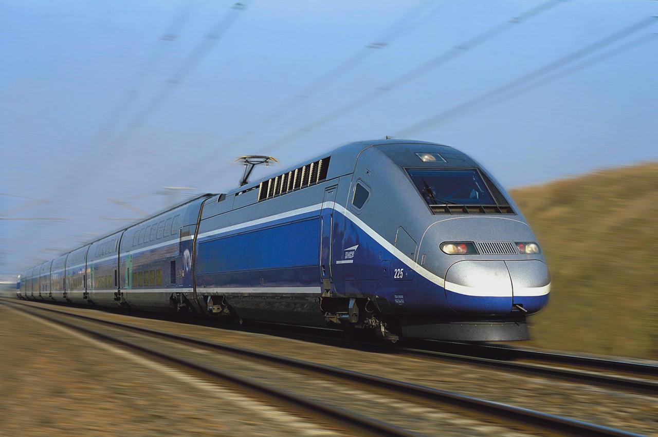 Documentaire TGV : la réussite francaise (2/2)