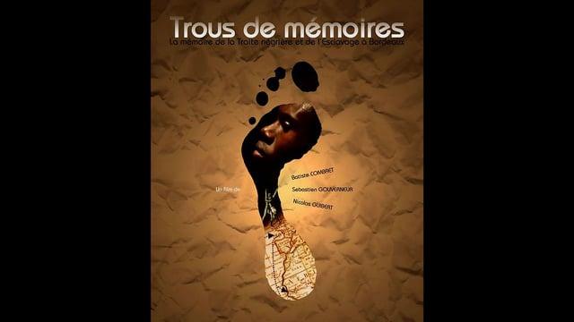Documentaire Trous de mémoires
