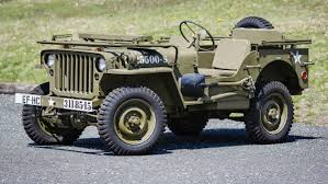 Documentaire Vintage garage – La Jeep Willis