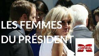 Documentaire Macron : les femmes du président