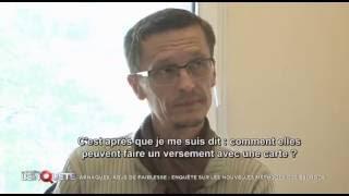 Documentaire Arnaques, abus de faiblesse : les nouvelles méthodes des escrocs