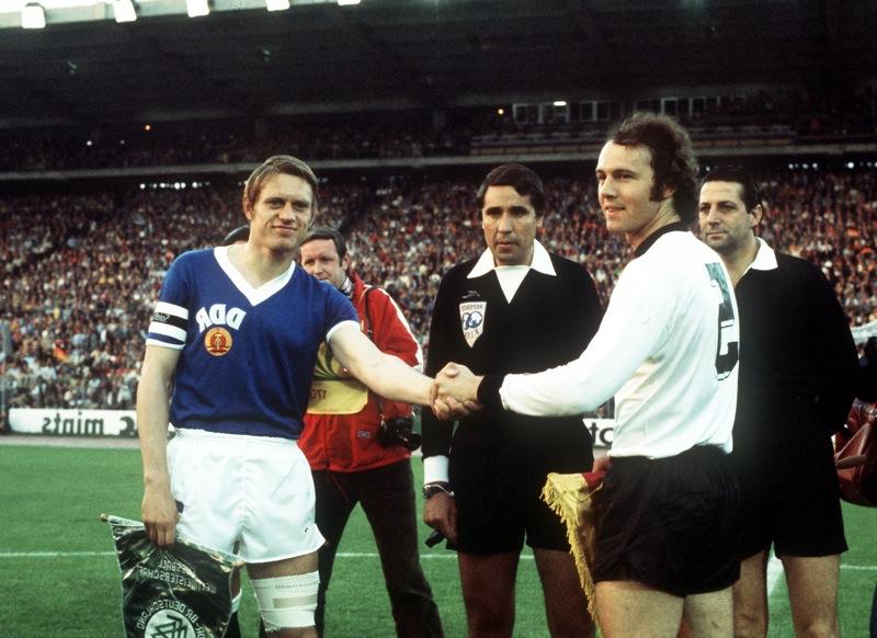 Documentaire 1974, quand la Stasi se mêle de foot