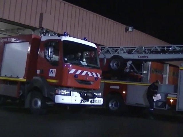 Documentaire 24 heures avec les Sapeurs Pompiers de Carcassonne