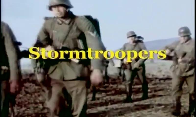 Documentaire Les troupes de choc du 3e reich, les Stormtroopers