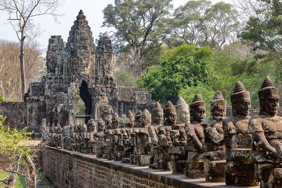 Documentaire Angkor Thom, le joyau khmer