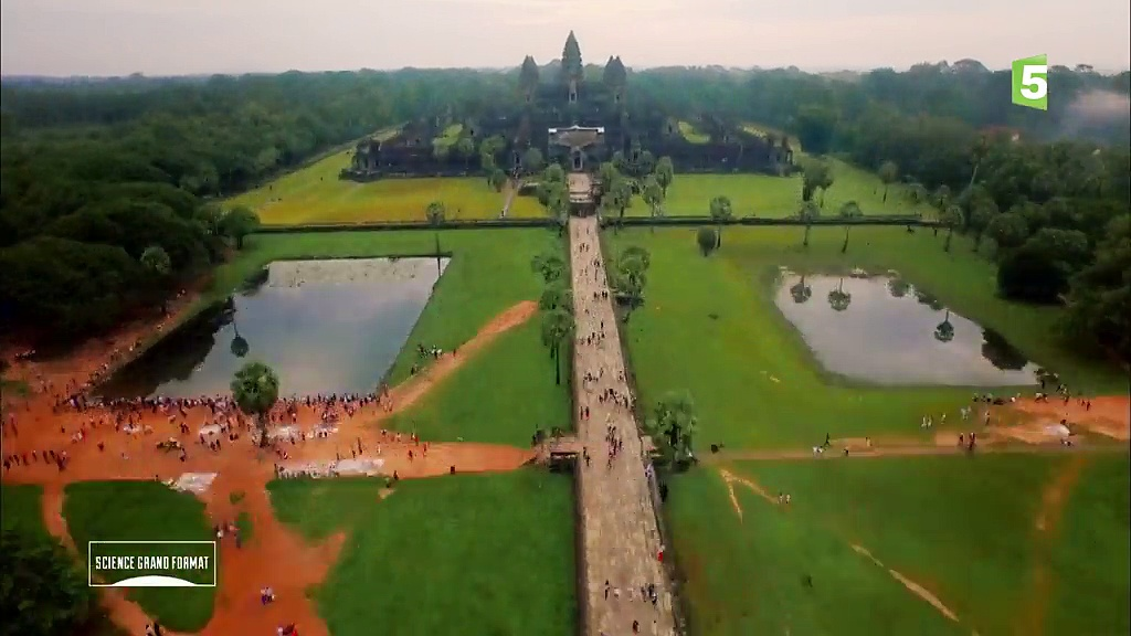 Documentaire Angkor, les fantômes de la jungle