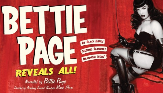 Documentaire Bettie Page