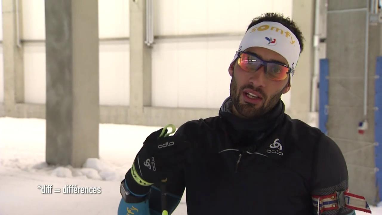 Documentaire Dans les skis de Martin Fourcade
