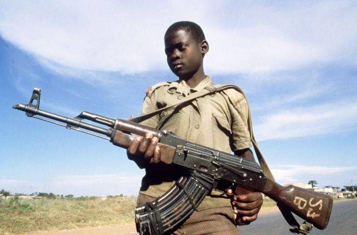 Documentaire Enfants soldats hier, mercenaires aujourd'hui