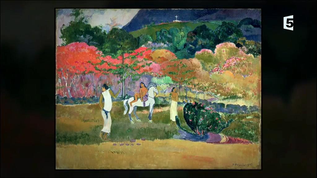 Documentaire Gauguin, le paradis toujours plus loin