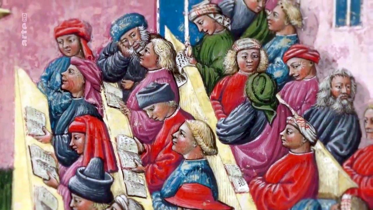 Documentaire Gutenberg, l'aventure de l'imprimerie (2/2)