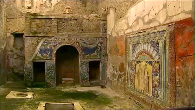 Documentaire Civilisations disparues – Herculanum
