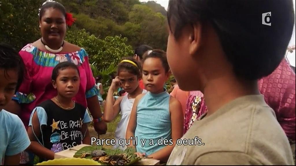 Documentaire Horizon Pacifique – L'ambassadrice de Tahuata