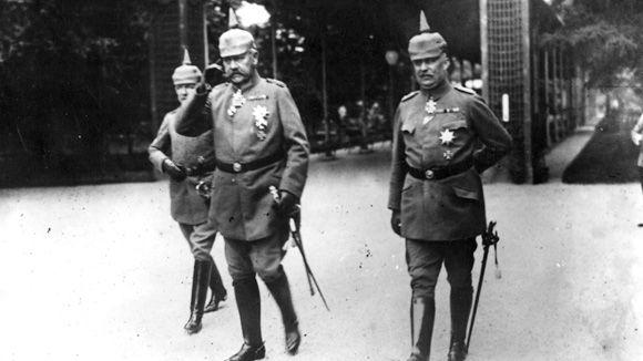 Documentaire L'Ober Ost, colonie militaire du Reich –
