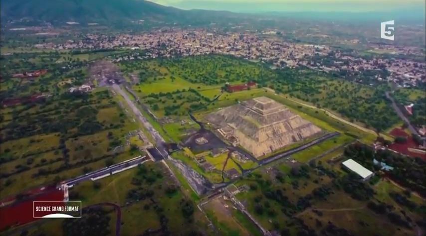Documentaire La cité perdue de Teotihuacán