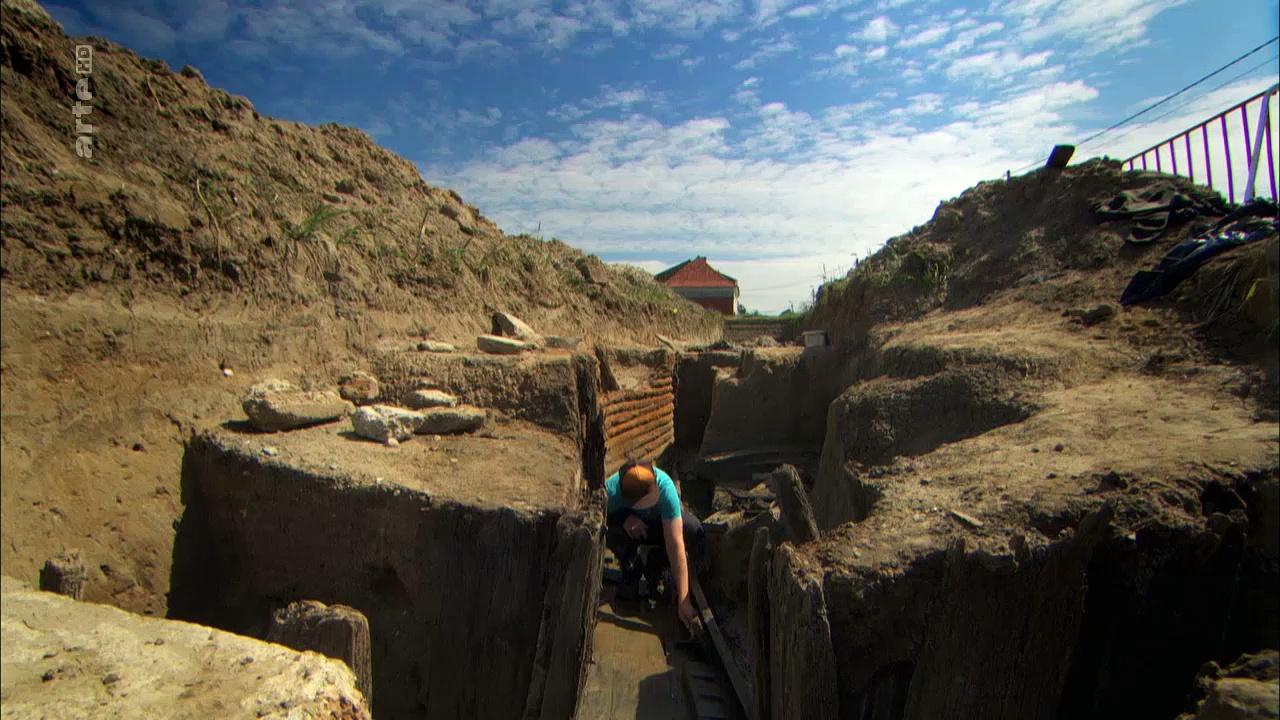Documentaire La grande guerre – Les tunnels de la mort