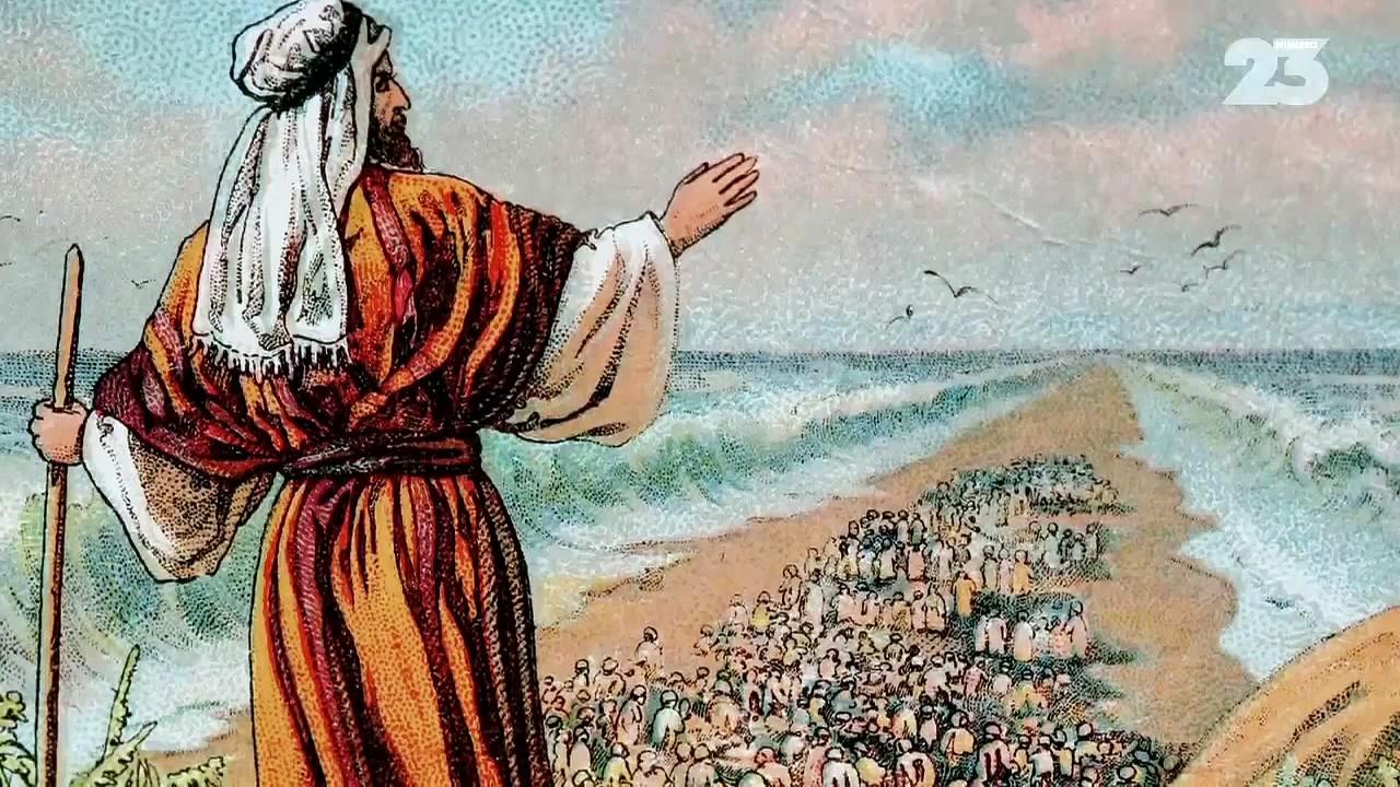 Documentaire La véritable histoire de l'exode de Moïse