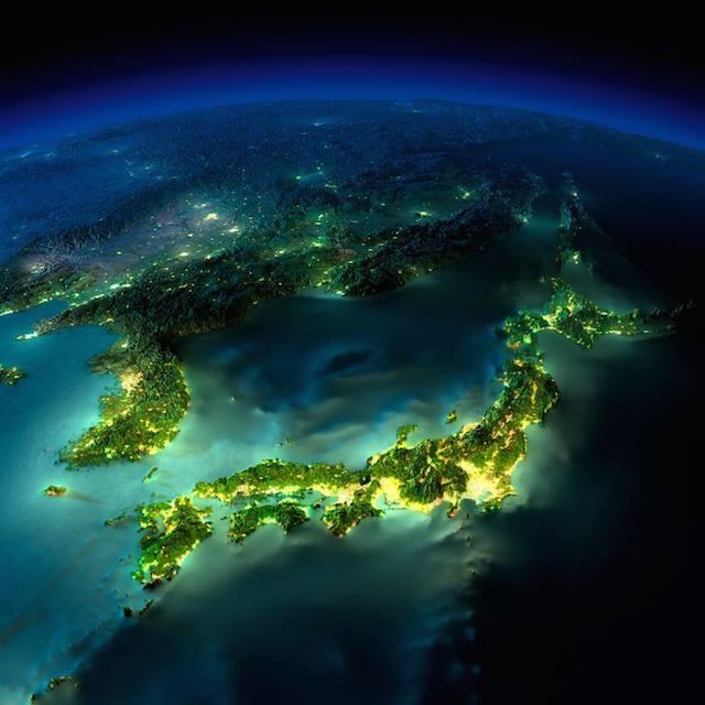 Documentaire Le Japon vu d'en-haut : sur les traces du passé
