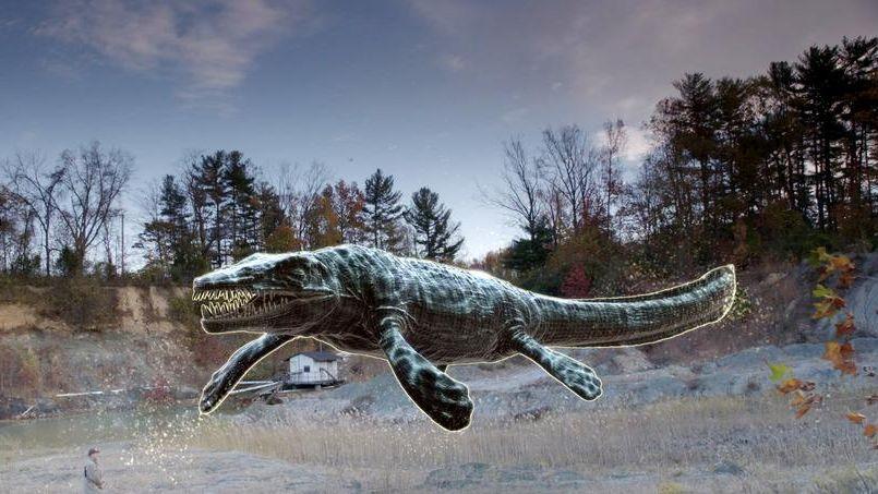 Documentaire Le jour où les dinosaures ont disparu