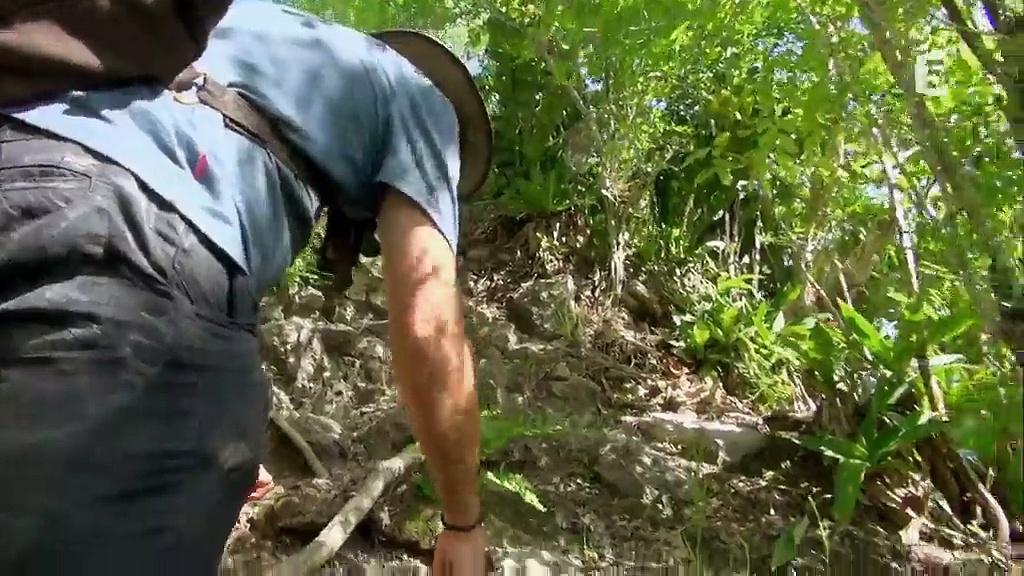 Documentaire Le marcheur des Amériques – Du Mexique au Guatemala