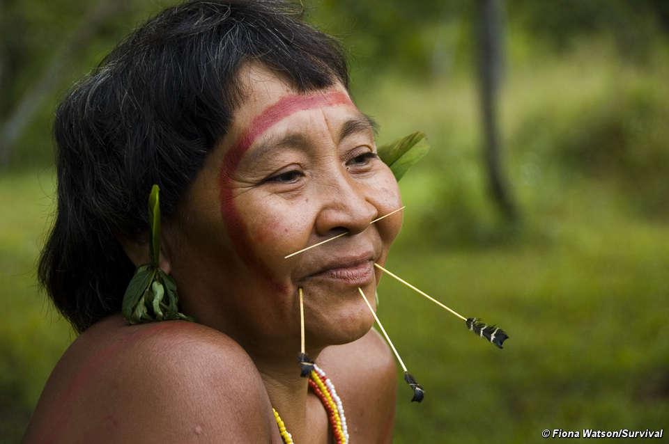 Documentaire Les paradis perdus d'Amazonie (2/2)