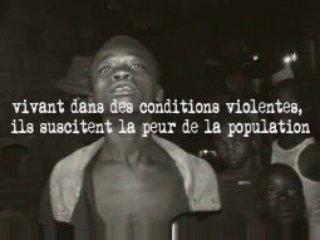 Documentaire Les enfants de la rue à Kinshasa