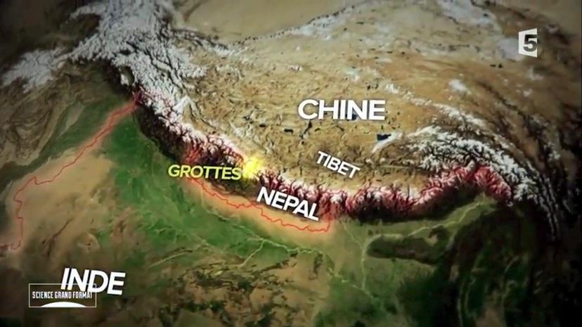 Documentaire Les premiers hommes de l'Himalaya
