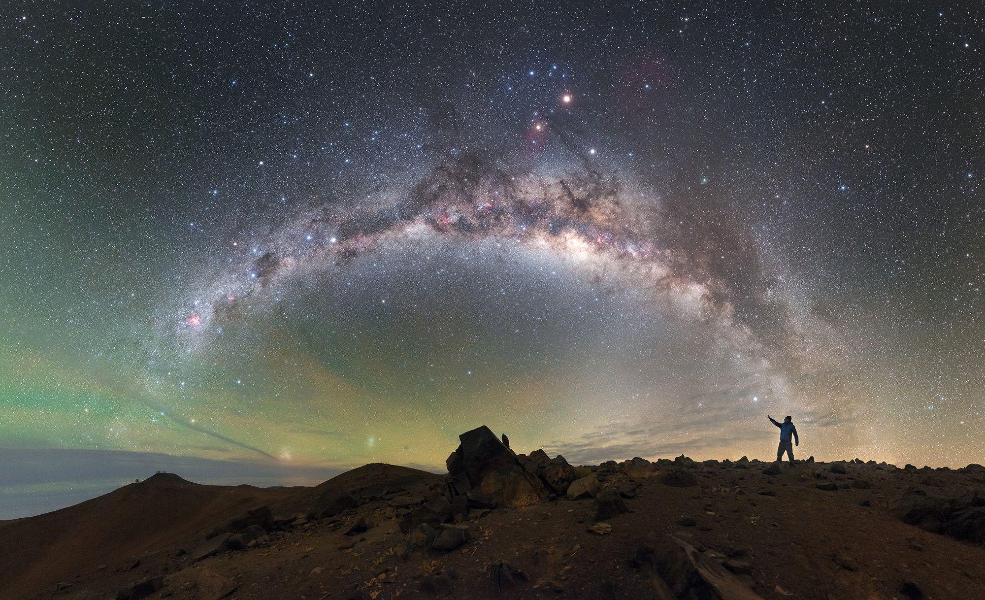 Documentaire Sous les étoiles – 1/5 – Chili aux portes de l'Univers