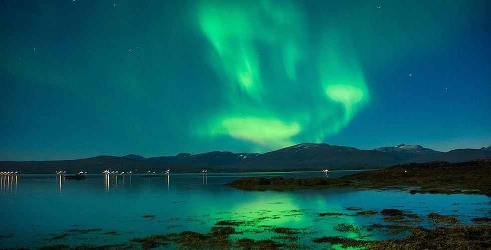 Documentaire Sous les étoiles – 5/5 – Les nuits polaires de Scandinavie