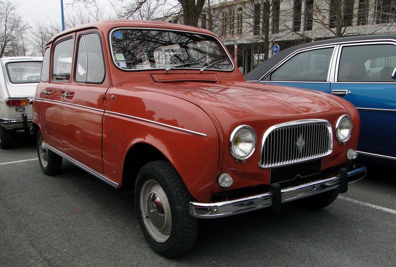 Documentaire Wheeler Dealers France – Renault 4L
