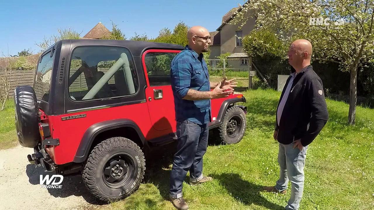 Documentaire Wheeler Dealers France – Jeep Wrangler