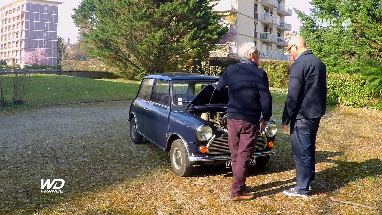 Documentaire Wheeler Dealers France – Morris Mini 850