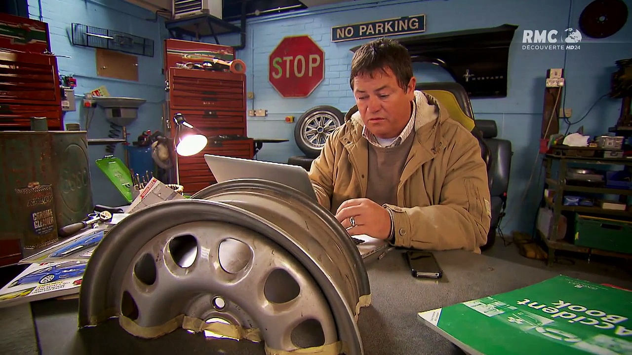 Documentaire Wheeler Dealers – Aston Martin DB7