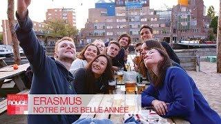 Documentaire Erasmus, notre plus belle année