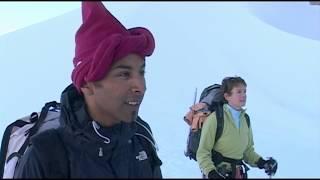 Documentaire La haute route Chamonix-Zermatt – Episode 1 – C'est encore loin Zermatt ?