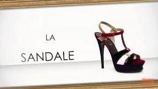 Documentaire Histoire de souliers – La sandale