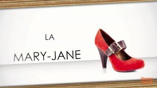 Documentaire Histoire de souliers – La Mary-Jane