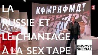 Documentaire La Russie et le «kompromat» : sexe, chantage et vidéo