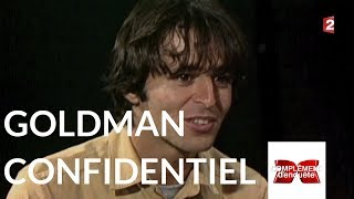 Documentaire Goldman confidentiel
