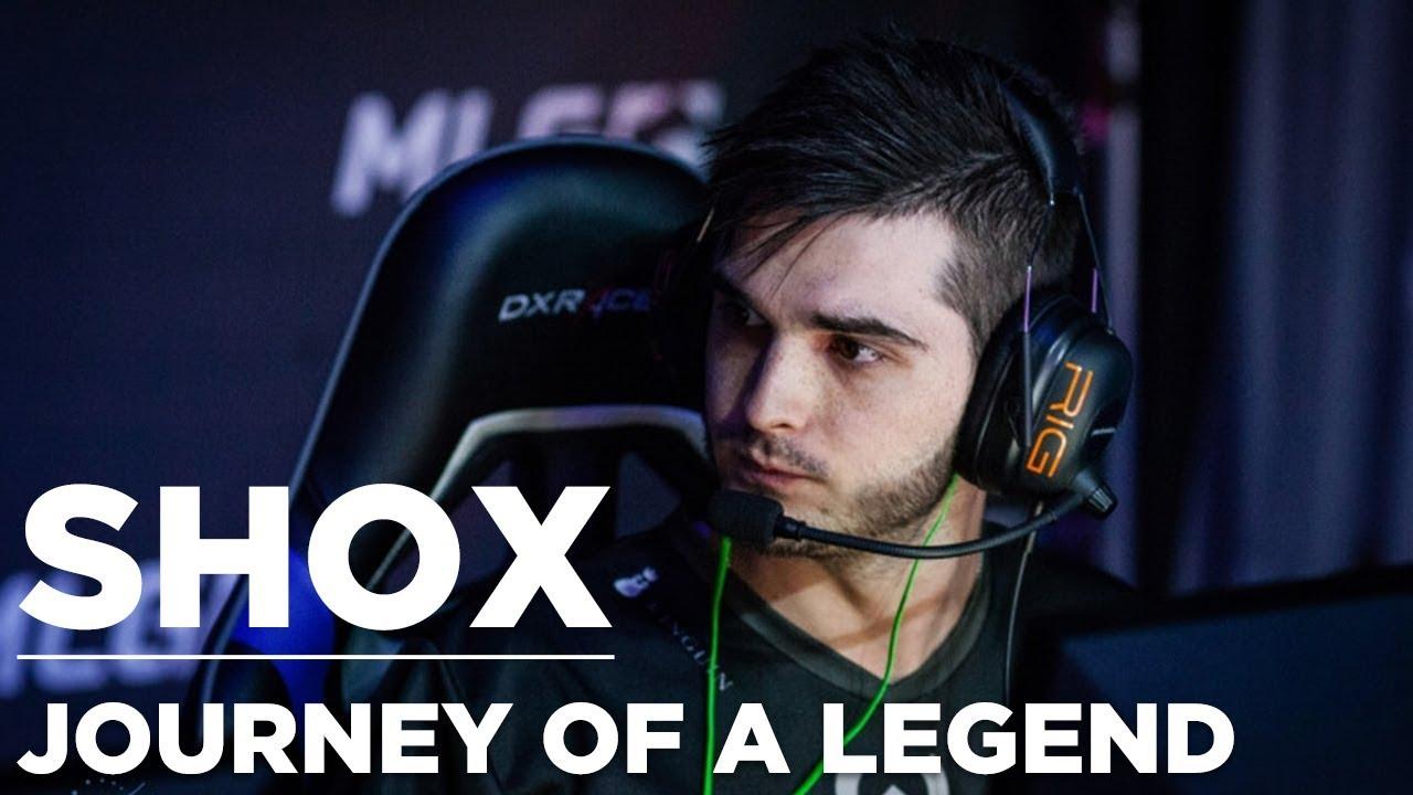 Shox - L'histoire d'une légende
