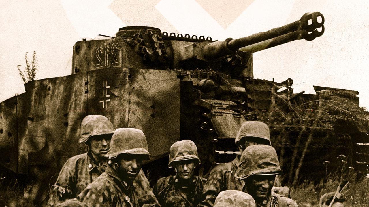 Documentaire Das Reich, une division SS en France (1/2)