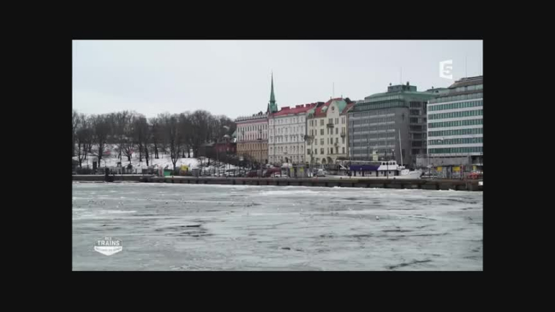 Documentaire Des trains pas comme les autres – Finlande